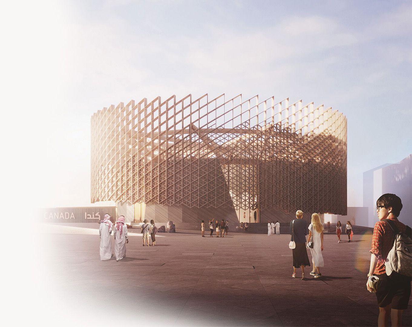 Expo 2020 Dubai Canada
